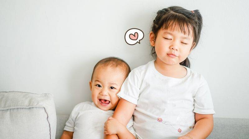 Indahnya Dan Hangatnya Rasa Cinta Di Antara Kakak Dan Adik